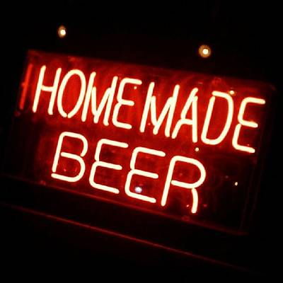 Beer Photograph - Homemade Beer! by Troy Thomas