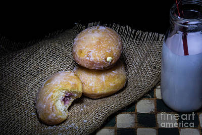 Photograph - Homemade Paczkis by Deborah Klubertanz