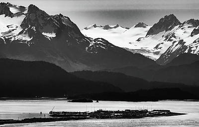 Photograph - Homer, Alaska by Emily Bristor