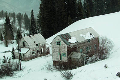 Photograph - Homes In The Valley by Catherine Link