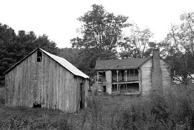 Photograph - Homestead by Annlynn Ward