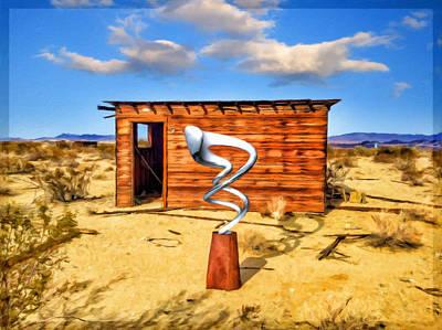 Homestead Cabin Two Original