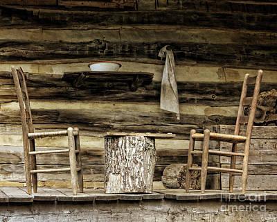 Photograph - Homestead by Dawn Gari