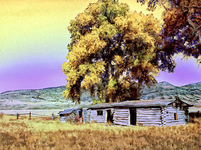 Homestead Art Print