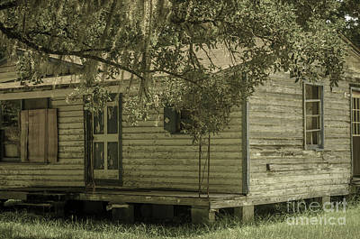 Photograph - Homestead Of Yesteryear by Dale Powell