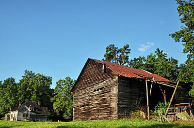 Photograph - Homestead One by Randy Rogers