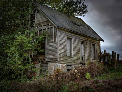 Photograph - Homestead by Ray Congrove