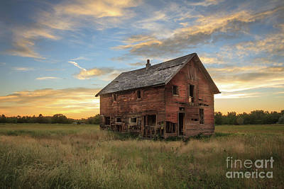 Photograph - Homestead by Robert Bales