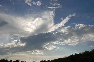 Photograph - Homestead Sky by Rob Hans
