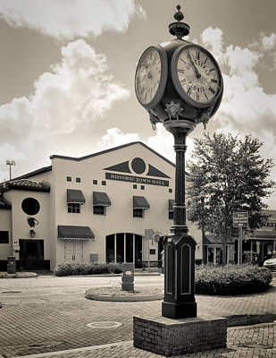 Photograph - Homestead Town Hall by Rudy Umans