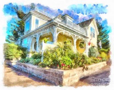 Home,sweet Home Art Print