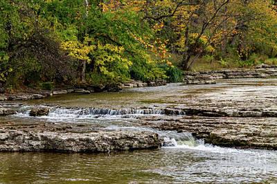 Photograph - Honeoye Creek by William Norton