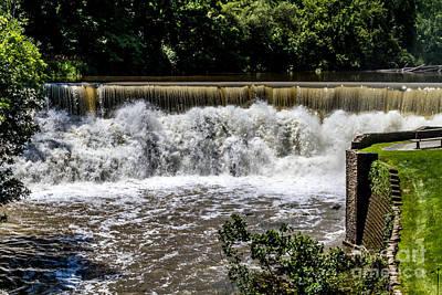 Photograph - Honeoye Falls by William Norton