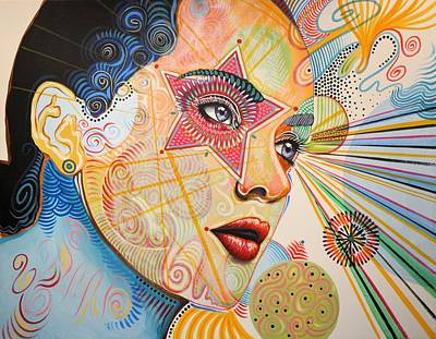Painting - Honestly Speaking by Amy Giacomelli