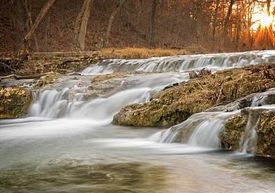 Wild Weather - Honey Creek by Ricky Barnard