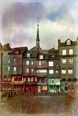 Photograph - Honfleur by Hugh Smith