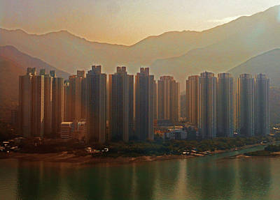 Photograph - Hong Kong 59 by Ron Kandt