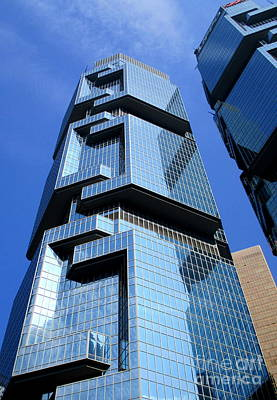 Photograph - Hong Kong Architecture 69 by Randall Weidner
