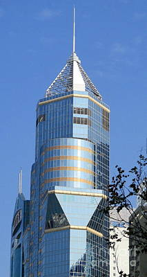 Photograph - Hong Kong Architecture 75 by Randall Weidner