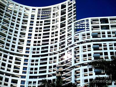 Photograph - Hong Kong Architecture 76 by Randall Weidner