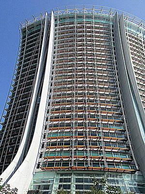 Photograph - Hong Kong Architecture 80 by Randall Weidner