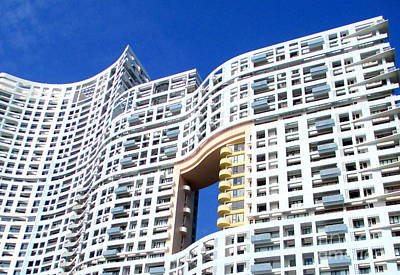 Photograph - Hong Kong Architecture 83 by Randall Weidner