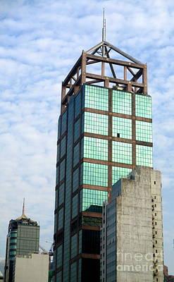 Photograph - Hong Kong Architecture 91 by Randall Weidner