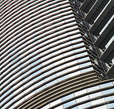 Photograph - Hong Kong Architecture 94 by Randall Weidner