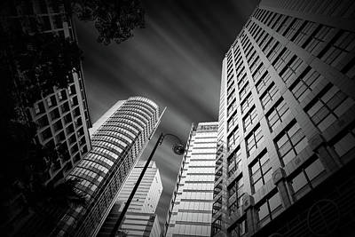Photograph - Hong Kong Tall Buildings by William Lee