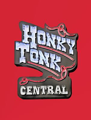 Photograph - Honky Tonk by Kristin Elmquist
