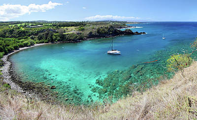 Photograph - Honolua Bay Maui by Pierre Leclerc Photography