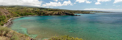 Photograph - Honolua Bay by Susan Rissi Tregoning