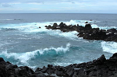 Photograph - Honolulunui Bay Maui by Karon Melillo DeVega