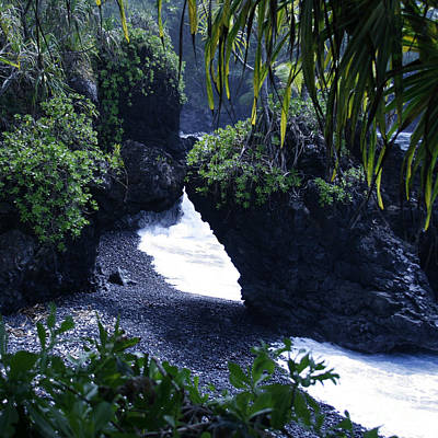 Photograph - Honomaele Hana Maui Hawaii by Sharon Mau