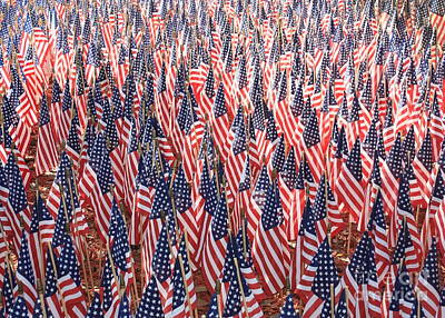 Fallen Soldier Photograph - Honoring Those Who Have Sacrificied All by Carol Groenen