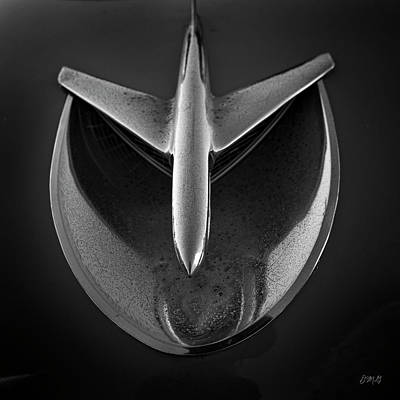 Photograph - Hood Ornament - Buick Special by David Gordon