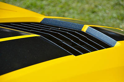Photograph - Hood Scoop by John Schneider