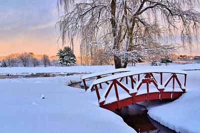 Photograph - Hoodkroft Winter2 by John Sweeney
