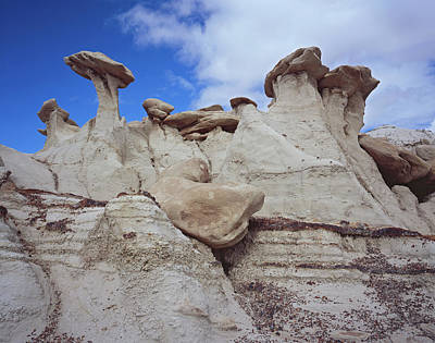 Photograph - Hoodoo Cluster #2 by Tom Daniel