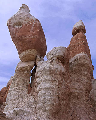 Photograph - Hoodoo Family by Tom Daniel