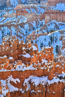 Photograph - Hoodoo Fortress by Ray Mathis