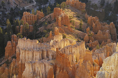 Photograph - Hoodoo Glow by Stan and Anne Foster
