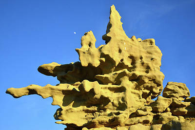 Photograph - Hoodoo Moonrise by Ray Mathis