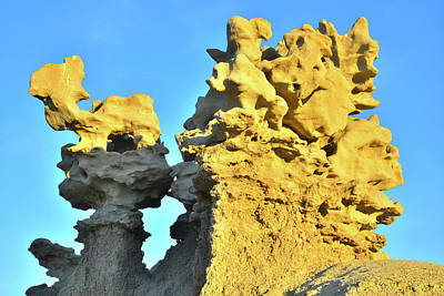 Photograph - Hoodoo Sunset by Ray Mathis
