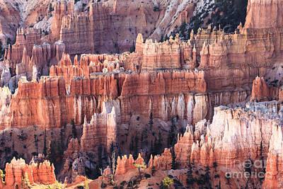 Photograph - Hoodoos At Bryce Canyon by Ben Graham