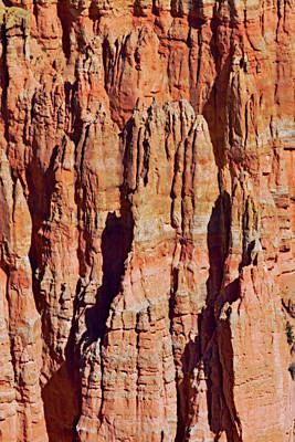 Photograph - Hoodoos No. 1-1 by Sandy Taylor