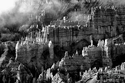Photograph - Hoodoos by Scott Kemper