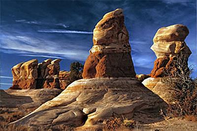 Photograph - Hoodoos by Utah Images