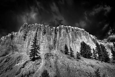 Photograph - Hoodoos by Wayne Sherriff