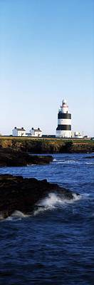 Photograph - Hook Lighthouse, Co Wexford, Ireland by The Irish Image Collection